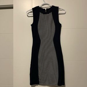 H&M Navy Blue Dress